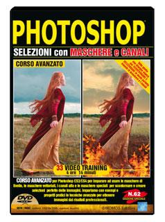 VideoCorso Photoshop Selezione con Maschere e Canali - ITA