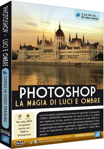 VideoCorso Photoshop Magia Luci e Ombre - ITA