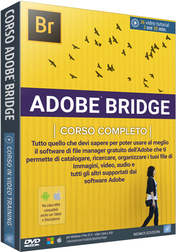 corso Adobe Bridge