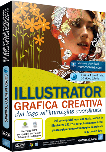 VideoCorso Illustrator CS5 CS6 Grafica Creativa - ITA